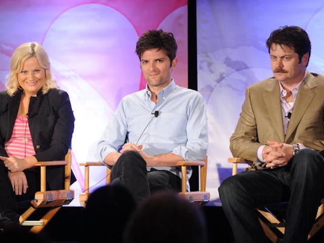 Amy Poehler pissed NRA used 'Parks and Rec' image