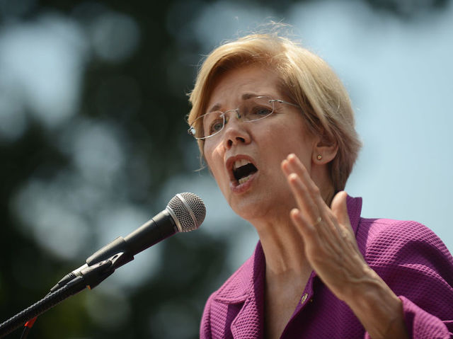 Sen. Elizabeth Warren Isn't Running For President in 2020