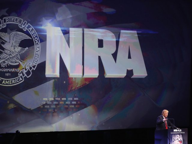 NRA confirms President Trump to attend event