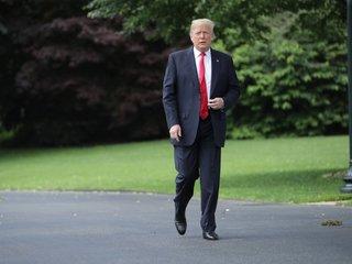 Trump leaves door open for N. Korea meeting
