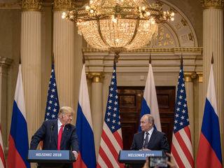 Pentagon official defends Putin invitation