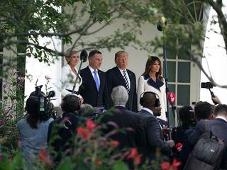 Poland's president wants a 'Fort Trump' base