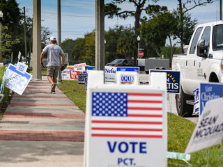 Florida recounts begin as tensions escalate