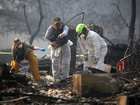 Why the Camp Fire's unaccounted for fluctuates