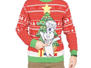 Pillsbury has 'ugly' Christmas sweaters for sale